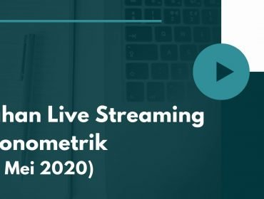 Thumbnail Live Streaming Ekonometrik