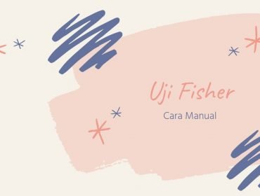 Thumbnail Cara Manual Uji Fisher